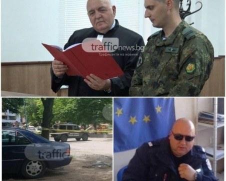 Командосът Ангел Желязков, убил полицай в Кючука - виновен! Присъдата му - условна