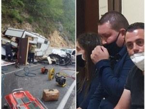 Шофьорът, убил в катастрофа двама приятели край Пловдив, жали присъдата си! Не иска в затвора