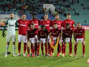 ЦСКА загуби от Зоря у дома и намали шансовете си за преминаване на групите