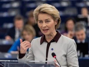 Урсула фон дер Лайен: ЕС има нужда от ядрена енергия и от природен газ