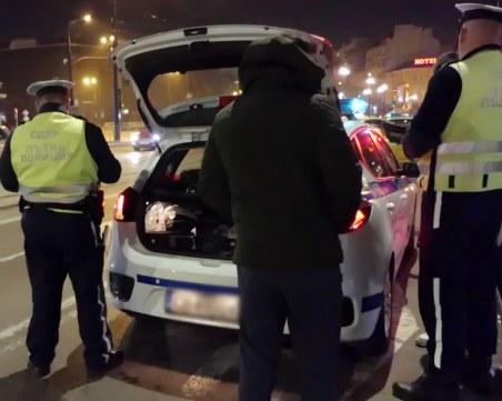 Арести при спецоперация в София за наркотици и мигранти