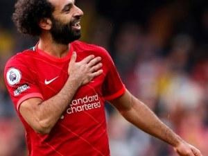 Салах изрази готовност да остане в Ливърпул до края на кариерата си
