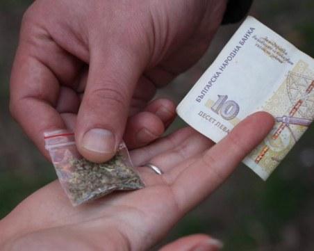 Акция срещу наркотиците в Пловдив! Задържани са девет души