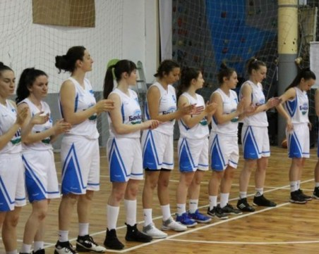 Втора загуба за баскетболистките на Академик