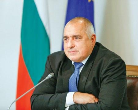 Борисов с призив за обединение на партиите заради ваксинацията