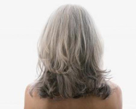 Как да стопирате преждевременното посивяване на косата