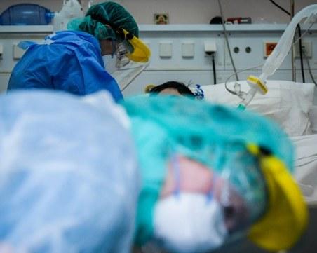 София на път да остане без свободни легла в интензивните отделения