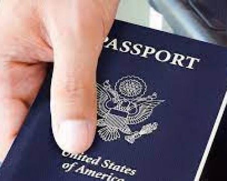 В САЩ издадоха първия паспорт с
