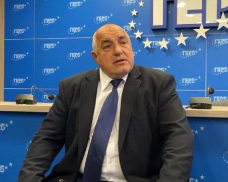 Борисов: Няма как Радев да не е знаел за гражданството на Кирил Петков