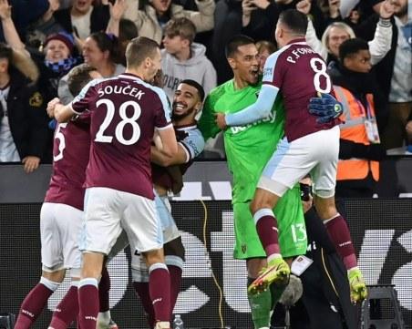 Манчестър Сити отпадна за първи път от четири години за Купата на лигата в Англия