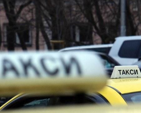 С протест таксиметрови шофьори поискаха увеличение на тарифите