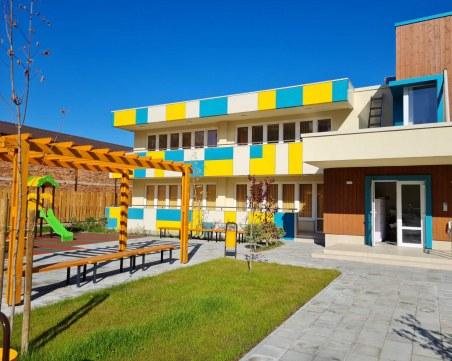 """Строежът на детската градина на ул. """"Богомил"""