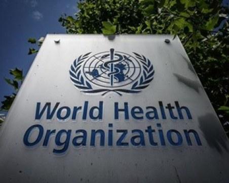 СЗО призова света да отдели 23,4 млрд. долара за борба с пандемията